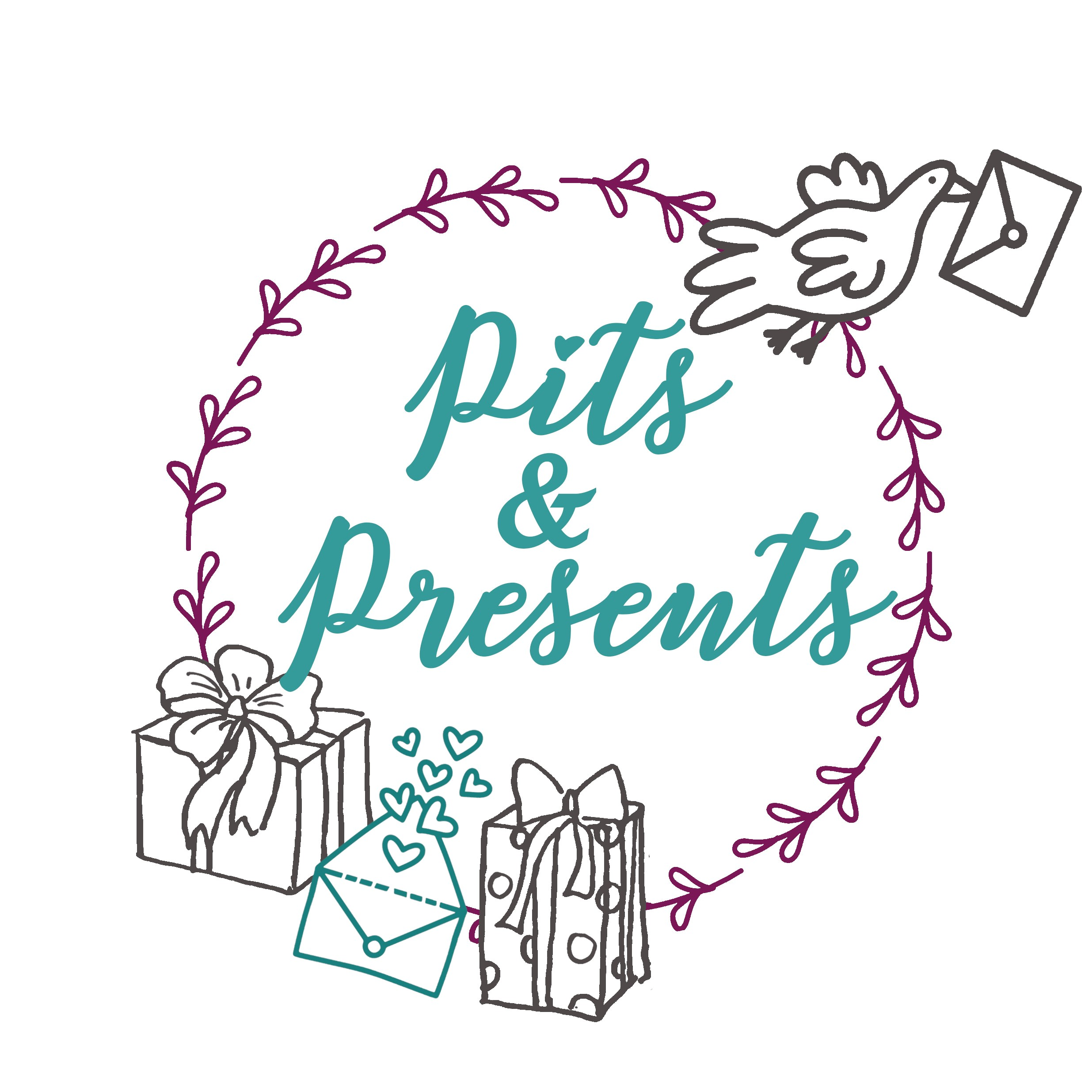 pits and presents